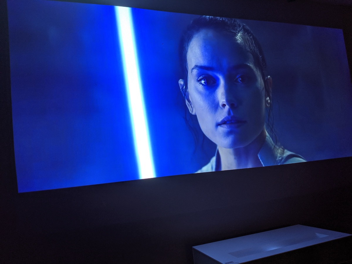 Projecteur Cinebeam Laser 4K