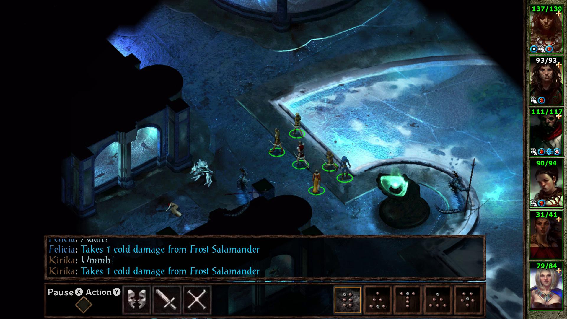 Icewind Dale vous fera visiter les contrées désolées du Nord des Royaumes Oubliés, où vous tenterez d'empêcher une invasion de forces venues des profondeurs infernales.