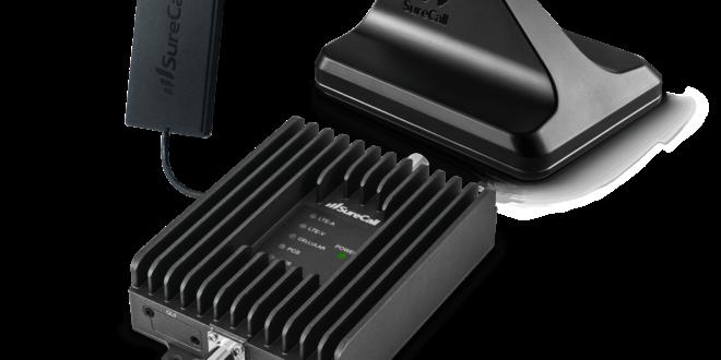 SureCall Fusion2Go Max, l'amplificateur pour mobile qui va au max!
