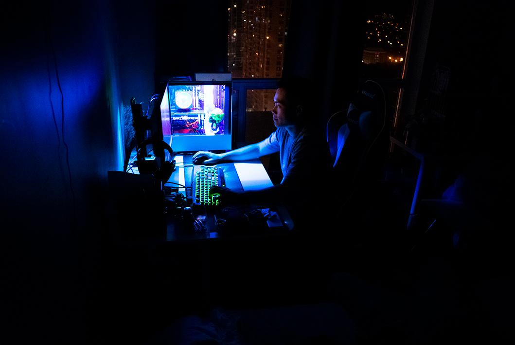 Le soir et la nuit sont les périodes où une majorité de joueurs s'adonnent à leur passe-temps préféré