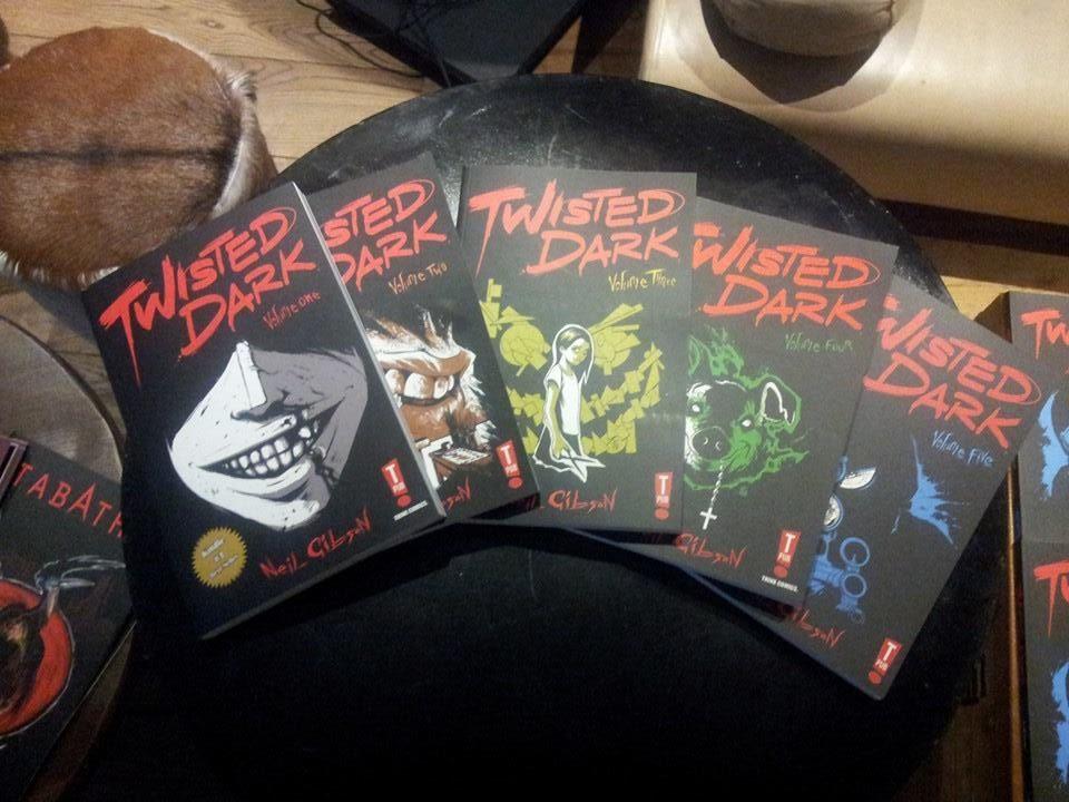 Séries Twisted Dark