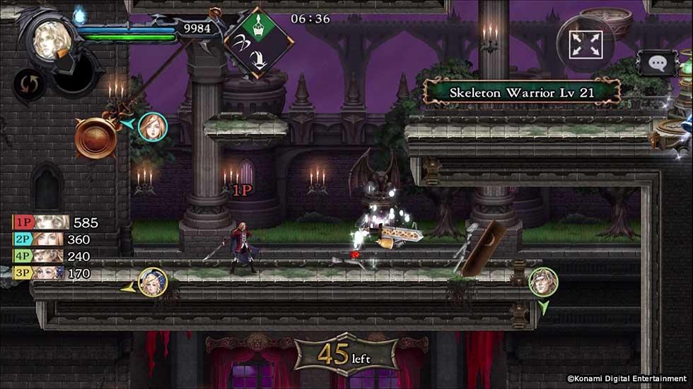 """Le mode """"Bounty Hunt"""" se joue à 4 joueurs contre une multitude d'ennemis"""