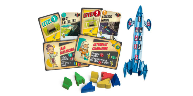 Lift Off – Partez à la découverte de l'espace avec vos fusées