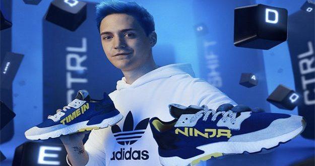 Le streameur de renom Ninja collabore avec Adidas pour une collection spéciale