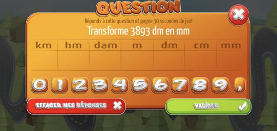 Capture d'écran du jeu Raton des conversions