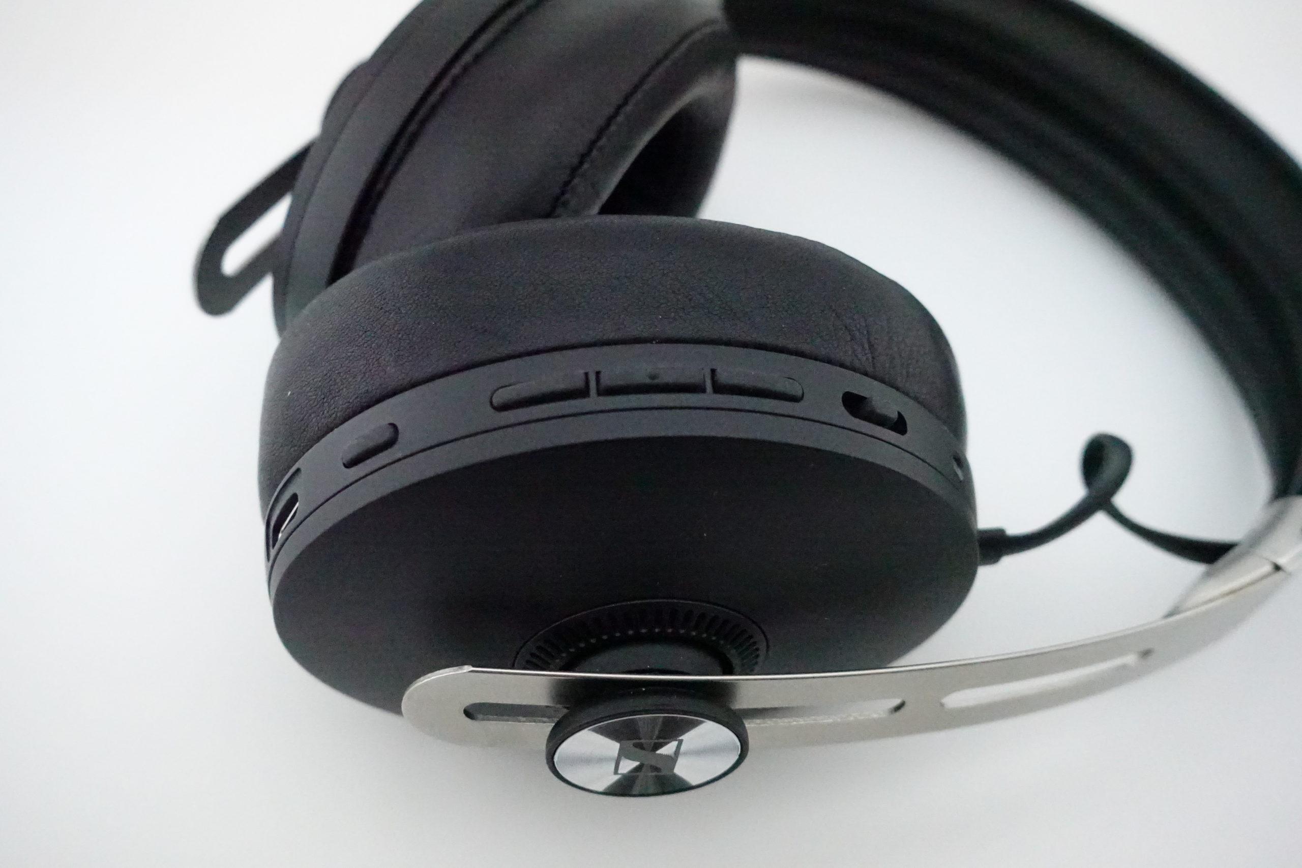Boutons des Sennheiser MOMENTUM 3 Wireless