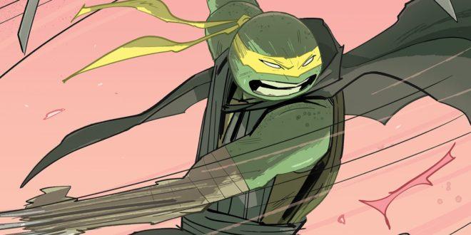 Jennika la nouvelle Tortue Ninja