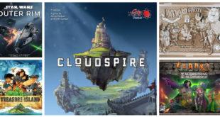 Découvertes jeux de société - Décembre 2019