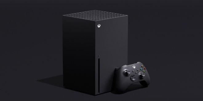 Microsoft nous dévoile la toute nouvelle Xbox One Series X