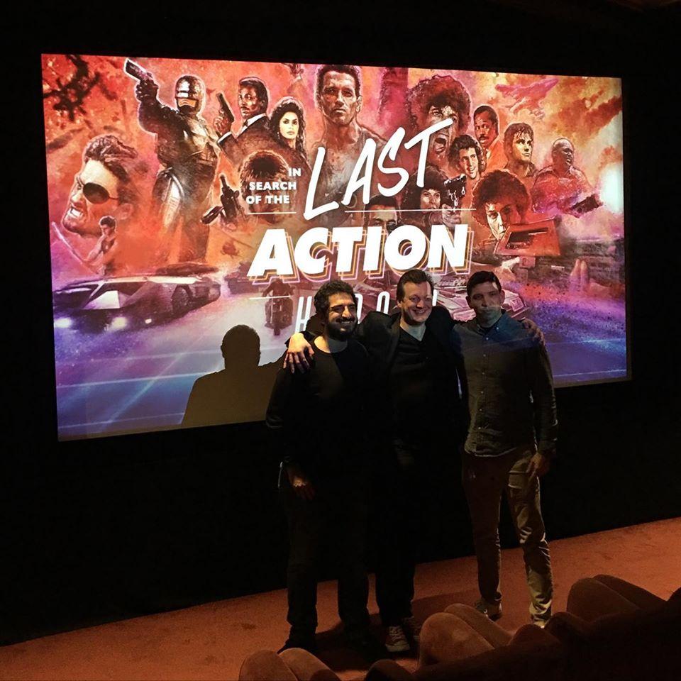 Des mois de travail ont été nécessaire pour la production du documentaire In Search of the Last Action Heroes
