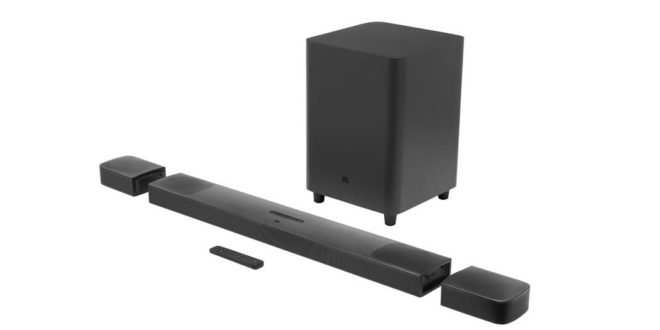 Barre de son Dolby Atmos Bar 9.1 de JBL