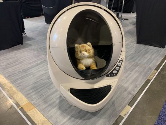 Litter-Robot Animaux