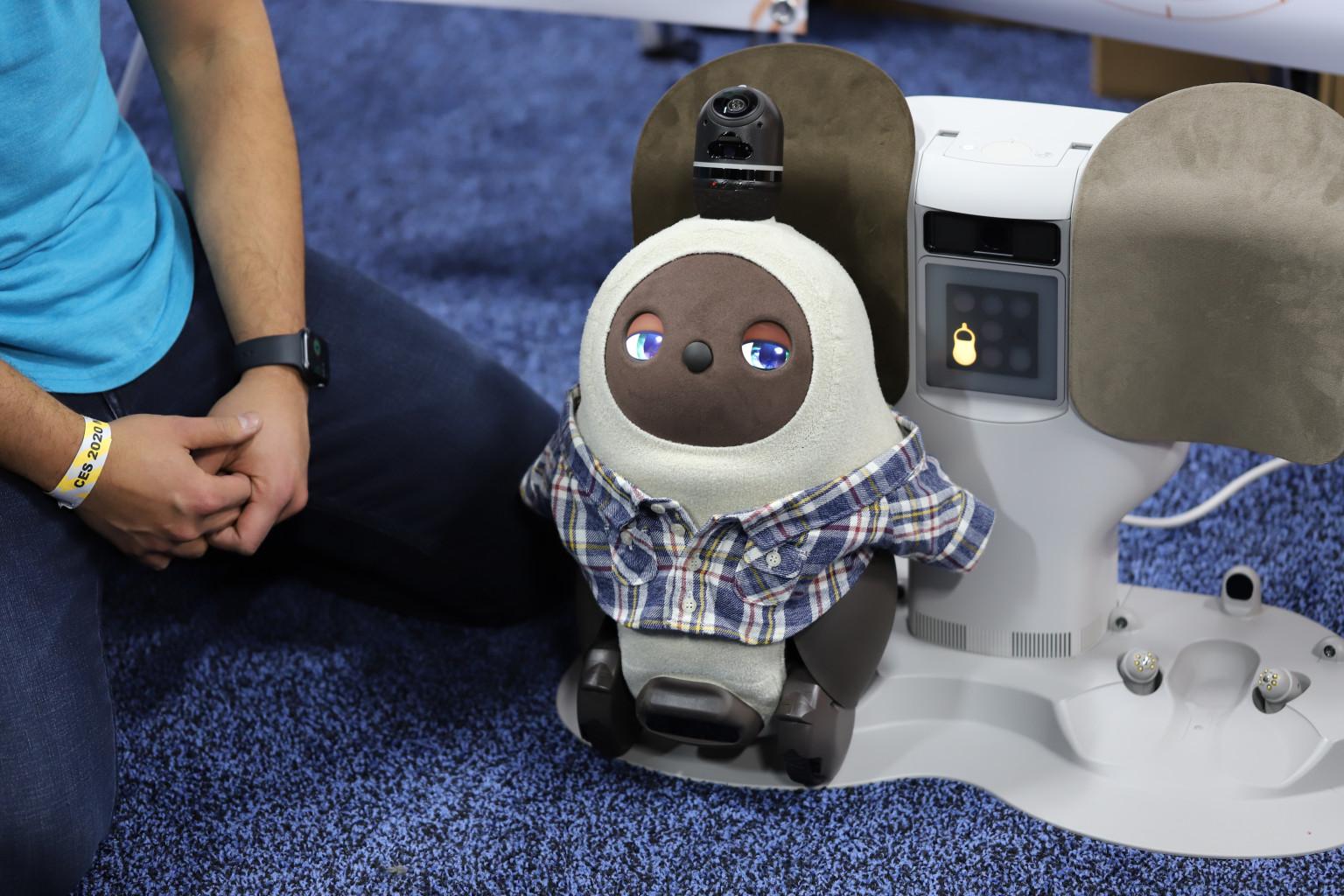 Lovot-robots