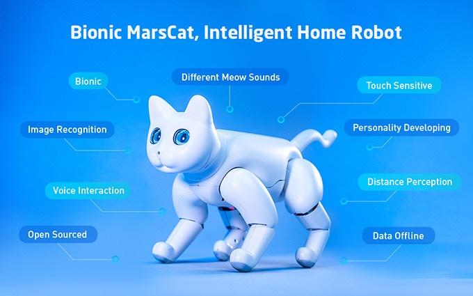 MarsCat specs