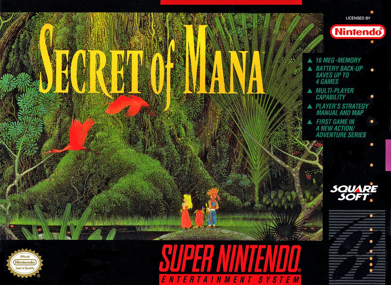 Le concert ratissera large et inclura des pièces provenant de nombreux titres, comme l'excellent Secret of Mana