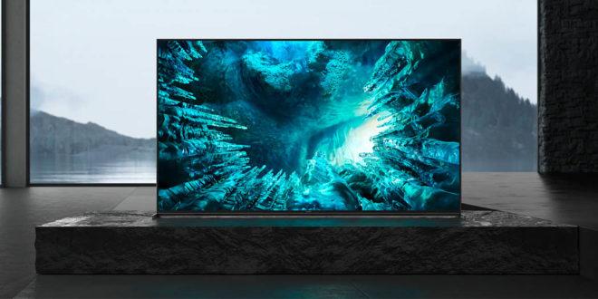Téléviseurs 8K de Sony