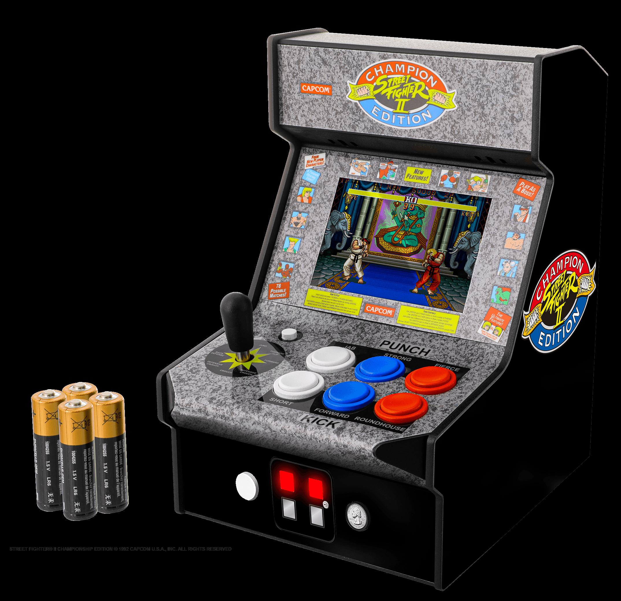 Revivez la belle époque des arcades dans votre salon, cuisine, chambre, etc avec la Micro Player