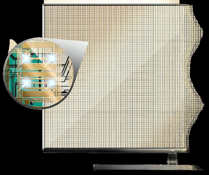 Technologie Mini-LED TCL Série 8