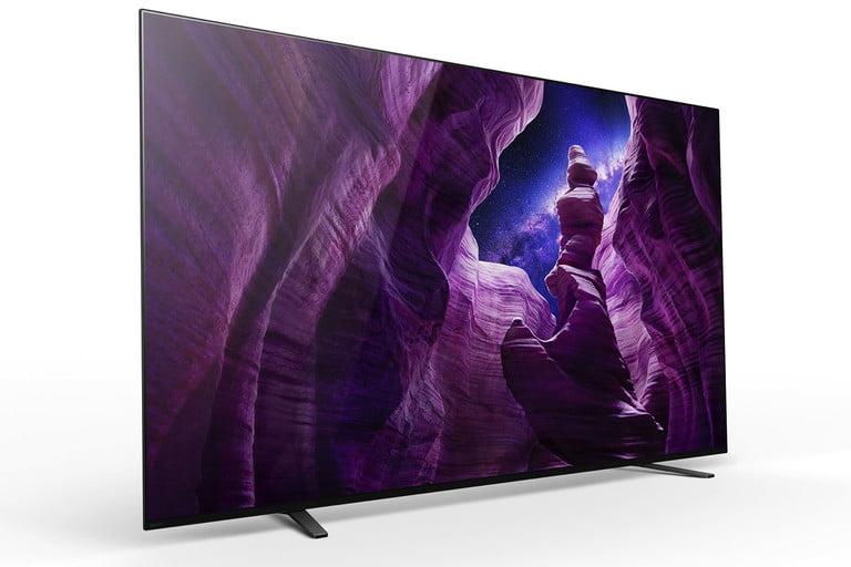 Téléviseur DELO 2020 A8H de Sony