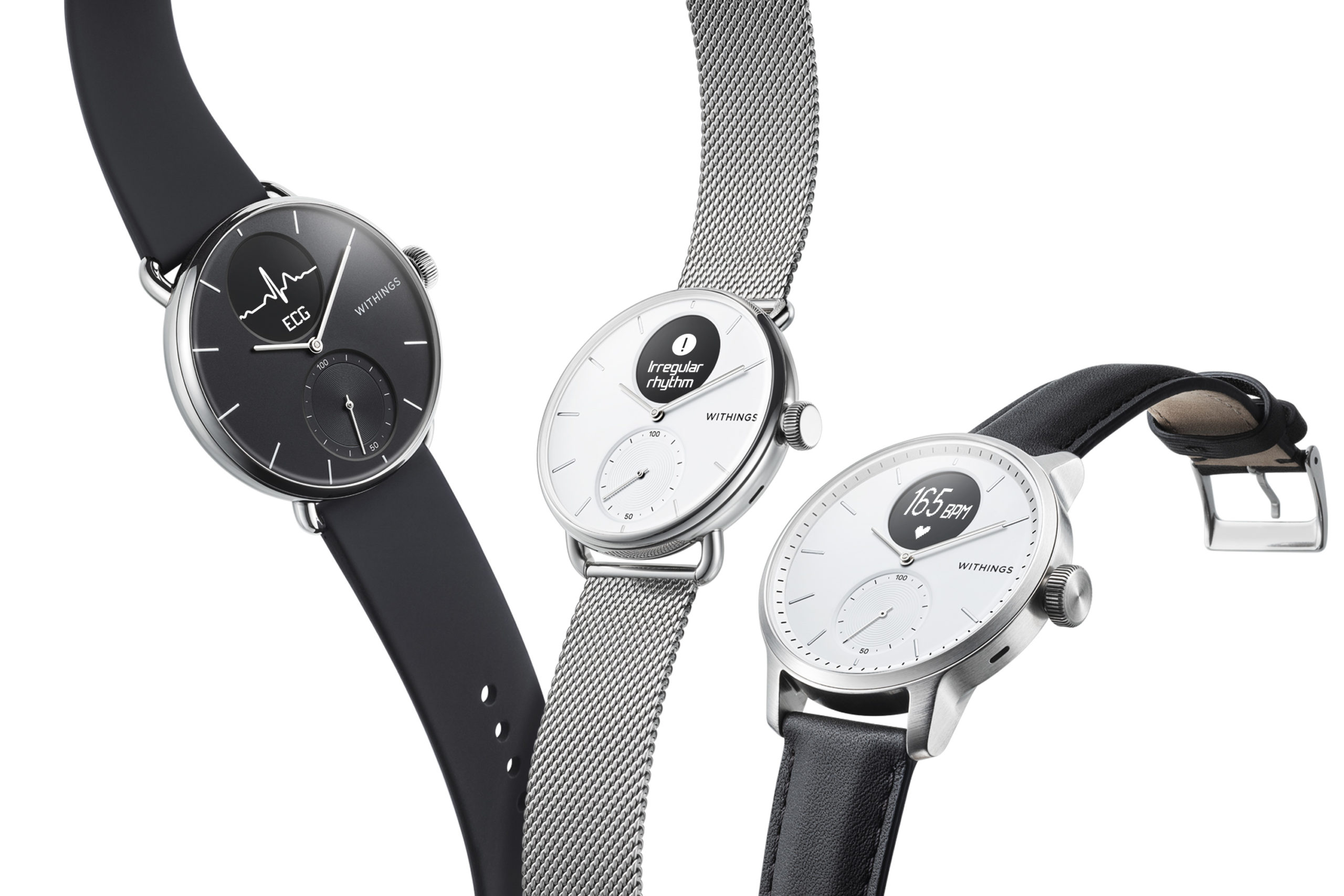 Montre Withings Scanwatch