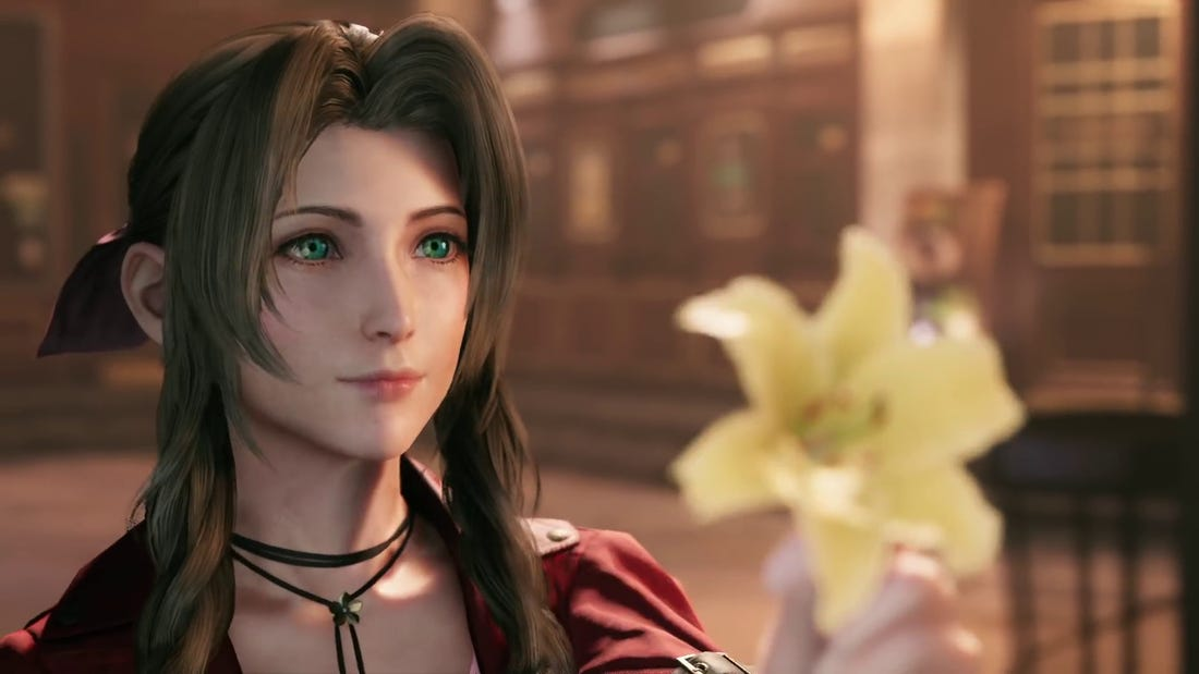 Final Fantasy VII Remake est une refont complète du classique de 1997, avec des graphiques en HD