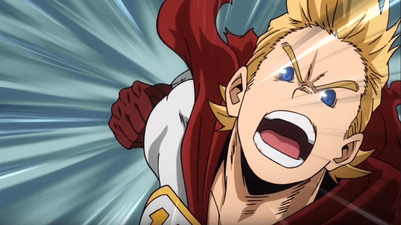 #2 : My Hero Academia (Saison 4) – Top 5 des meilleurs animes de l'hiver 2020
