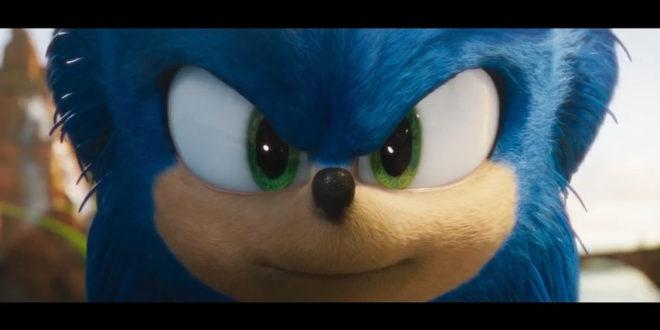 Sonic le hérisson: nos premières impressions du film