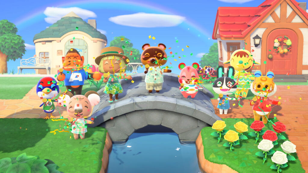 Animal Crossing New Horizons_Personnages