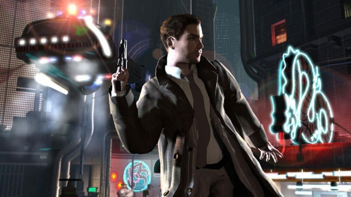 Le joueur y incarne Ray McCoy, un personnage semblable à celui interprété par Harrision Ford dans le film original