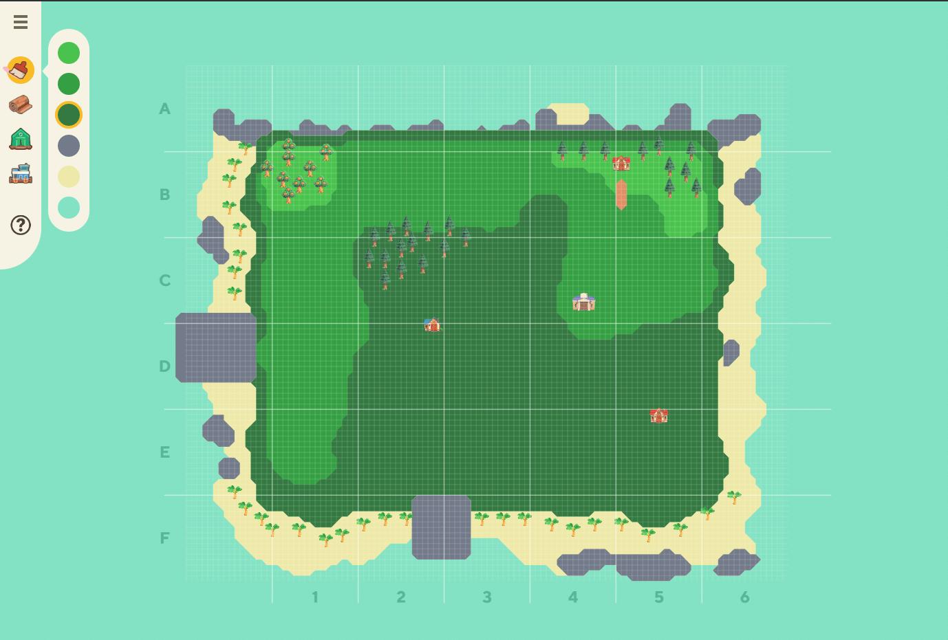 Animal Crossing_Terraformation
