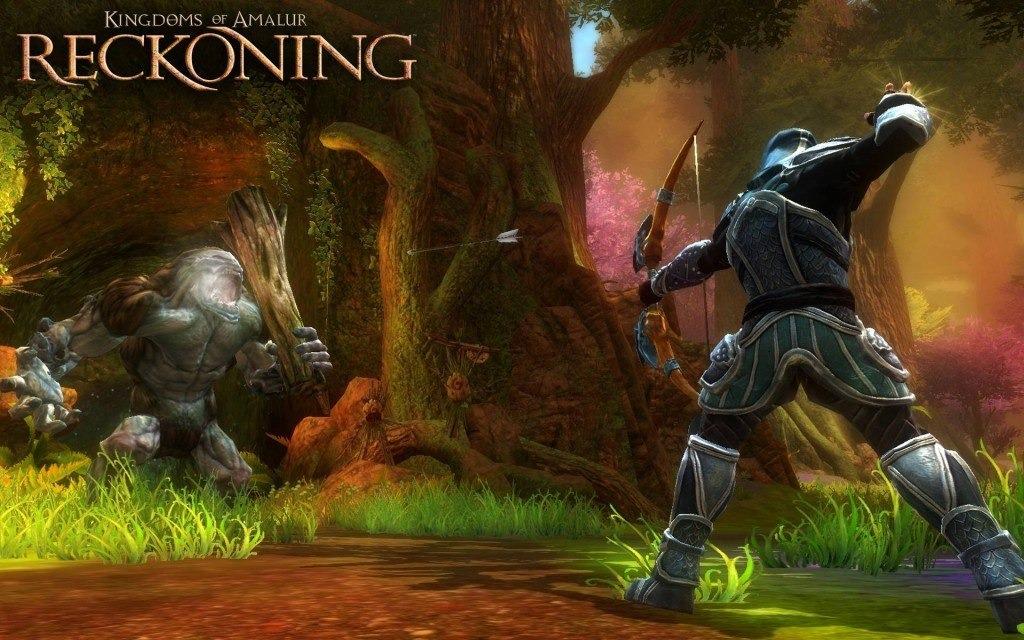 Les amateurs de jeux de rôle à l'univers riche seront bien servi dans Kingdoms of Amalur: Reckoning