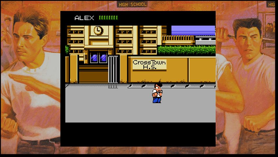 River City Ransom est un jeu fort apprécié de plusieurs vétérans de l'époque de la NES. Ce jeu de combat était très développé pour l'époque. - Double Dragon & Kunio-Kun Retro Brawler Bundle