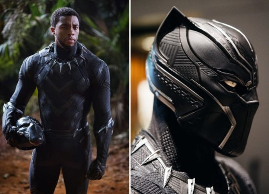 Costume Black Panther Art conceptuel