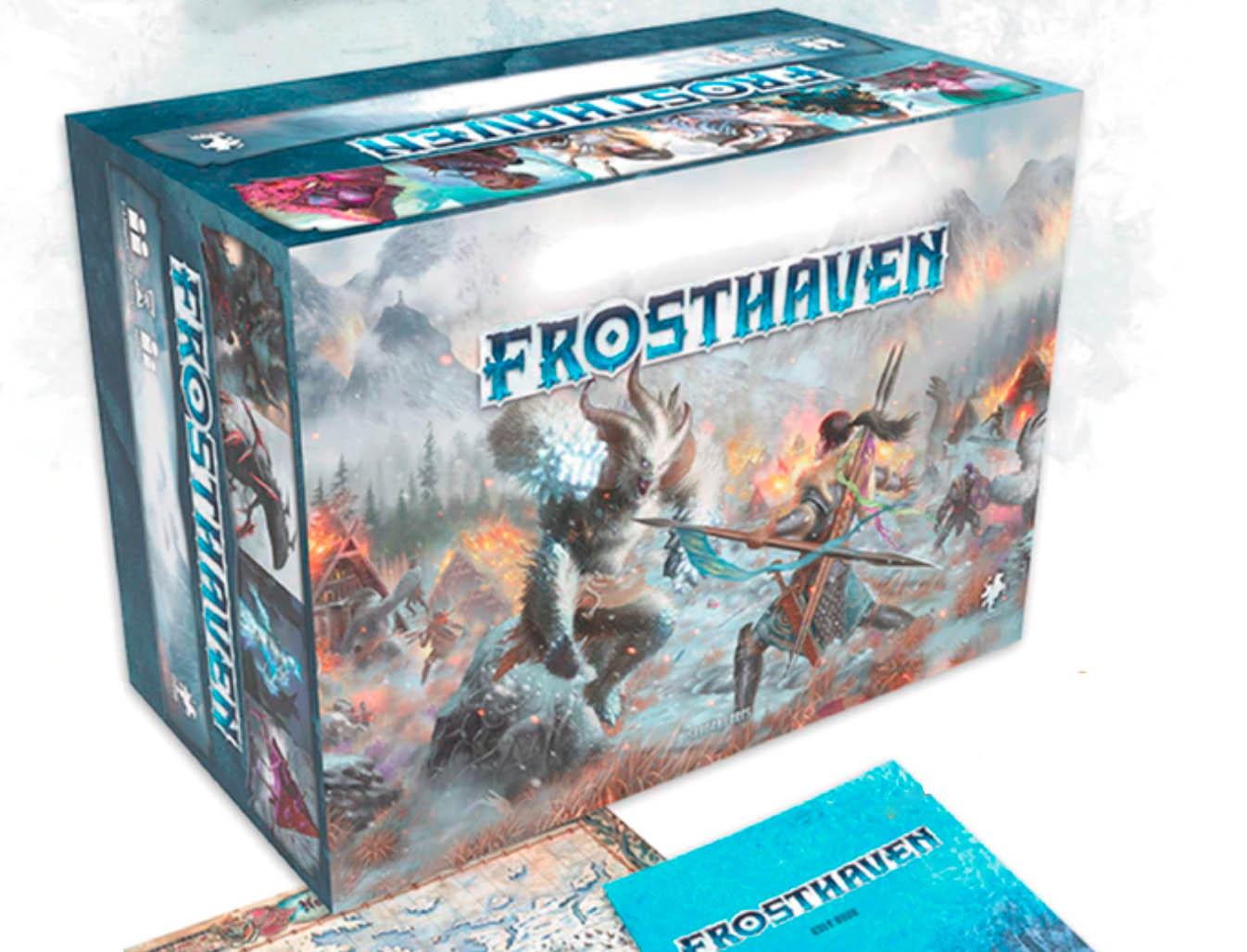 Jeu de société Frosthaven