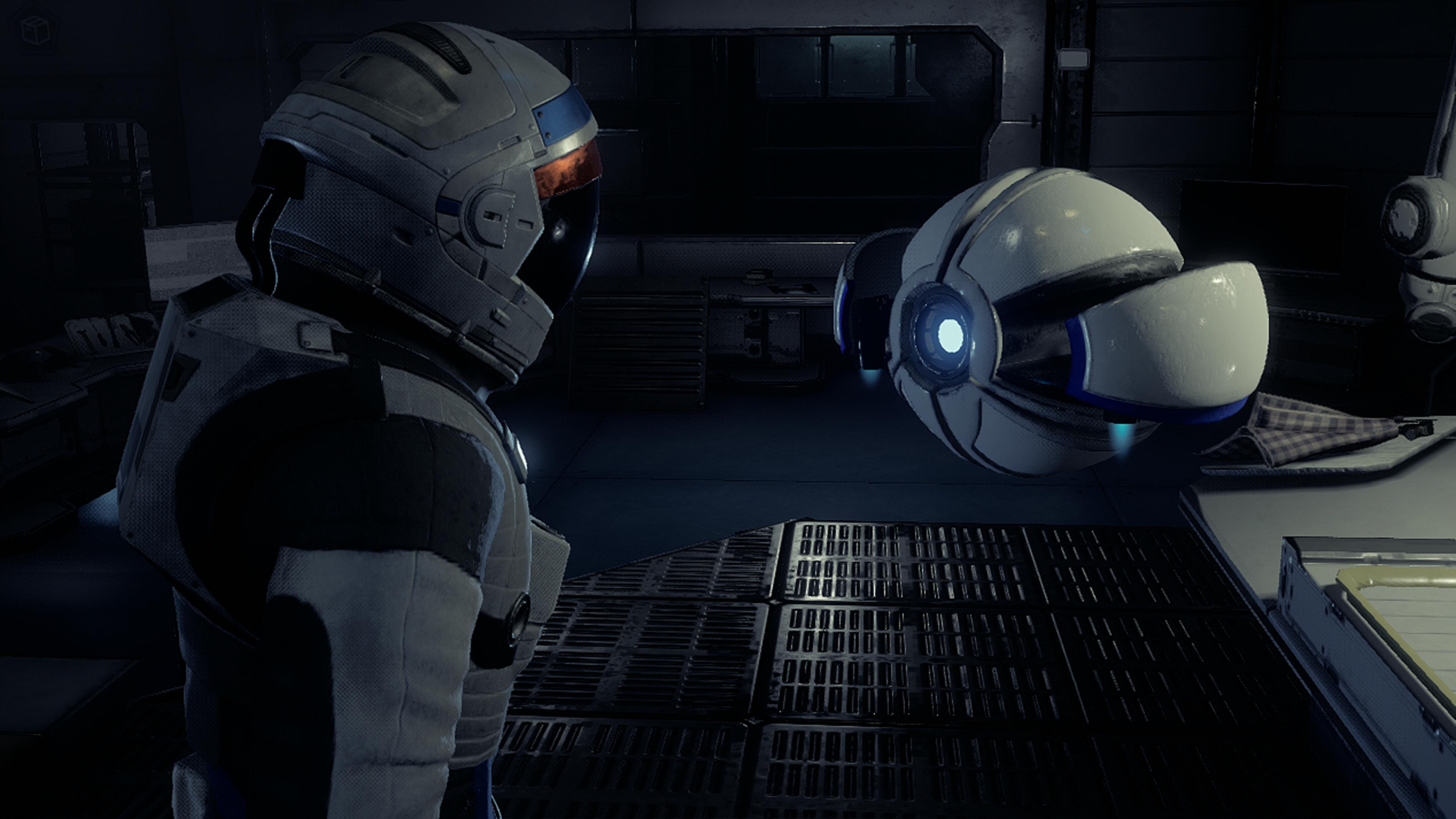 Une fois ré-assemblé, votre assistant robotique vous sera d'une aide précieuse.