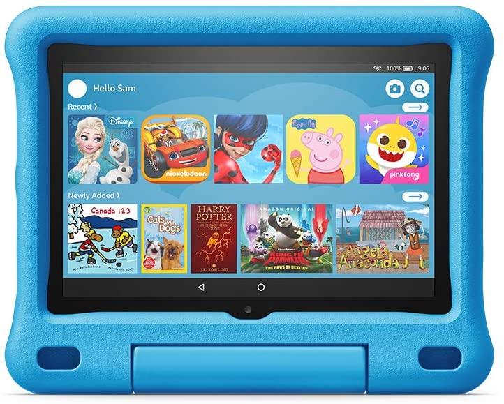 Tablette Fire HD 8 Kids