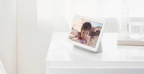 Google Nest Hub | Dix idées cadeaux pour une fête des Mères technologique