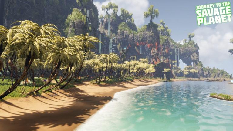 Votre mission sera de nettoyer les plages de la planète DL-C1, un paradis pour retraités