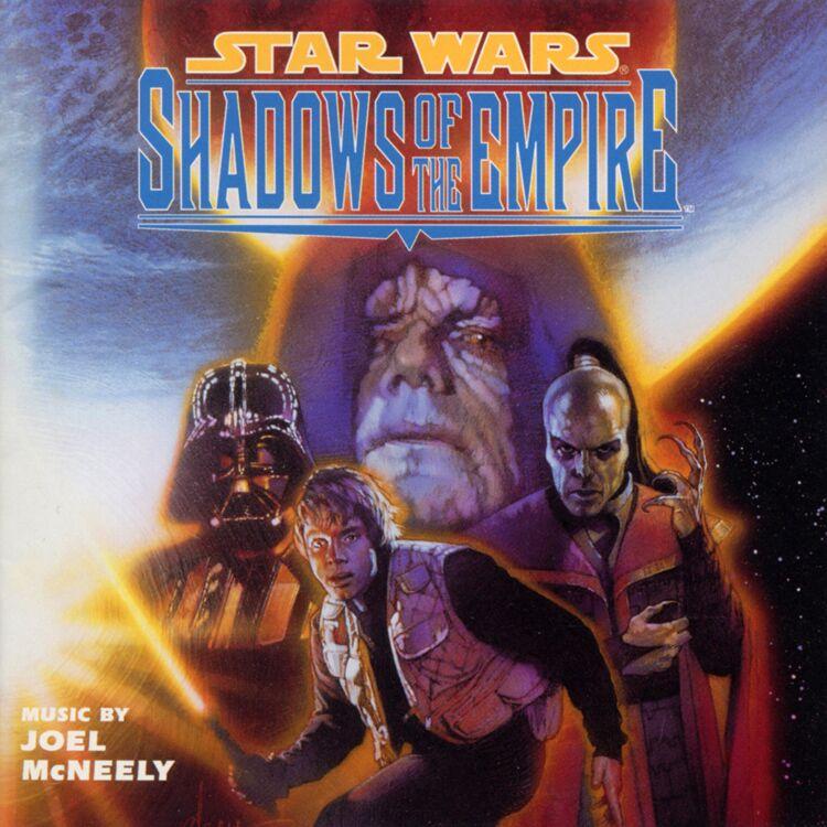 La trame sonore a été composée pour le roman et le jeu vidéo Shadows of the Empire en 1996
