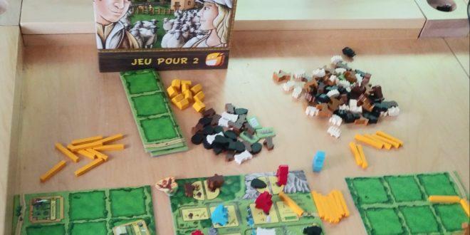 Agricola (2 joueurs) nouvelle édition