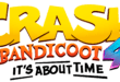 Crash Bandicoot 4 : It's About Time – Retour vers le futur