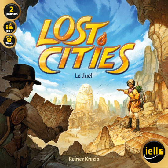 Lost Cities : Le Duel (1999)