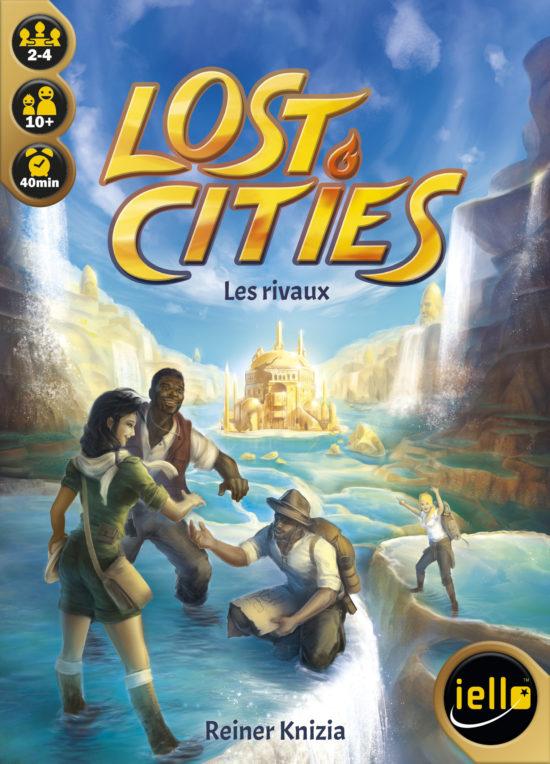 Lost Cities : Les rivaux (2018)