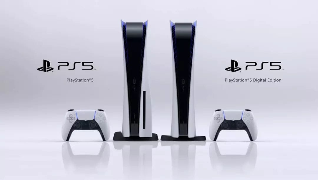 Sony donnera le choix entre une version de la console PS5 équipée d'un lecteur optique et une autre entièrement numérique