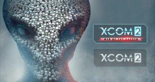 Écran d'ouverture de XCOM 2