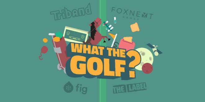 What the Golf : un petit jeu déjanté, simple et amusant