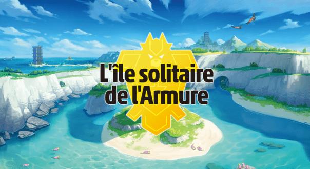 Pokémon Épée et Bouclier: L'île solitaire de l'Armure – L'aventure continue