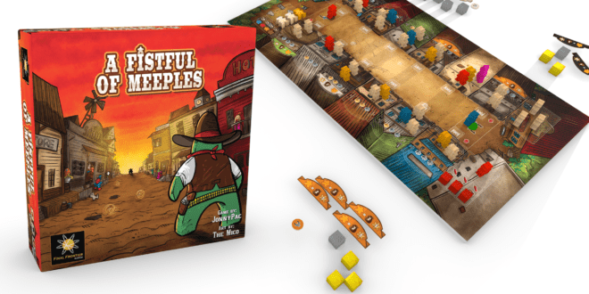 Boîte A Fistful of Meeples
