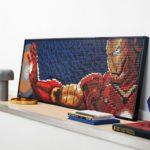 LEGO Art Ironman