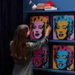 LEGO Art Warhol